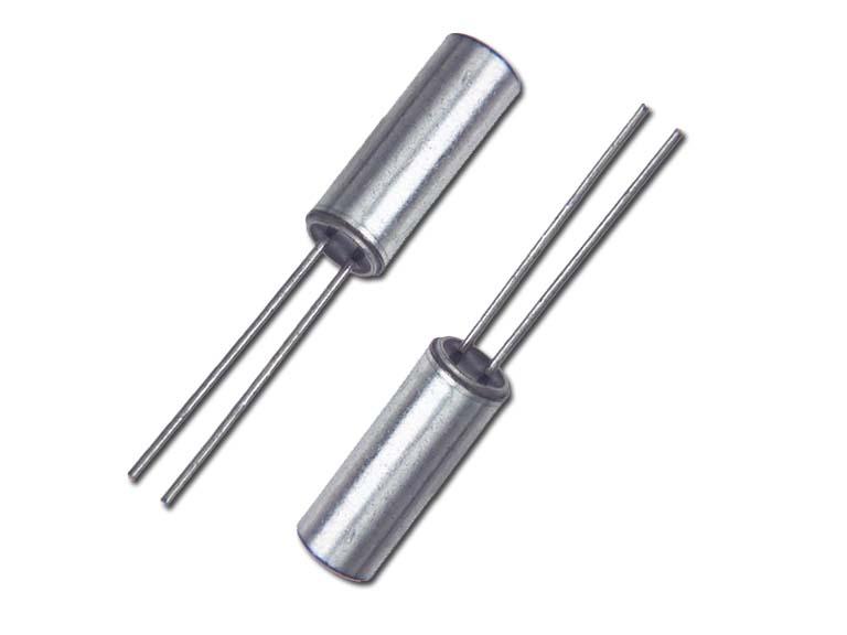 从石英水晶片演变成石英晶体谐振器一系列过程